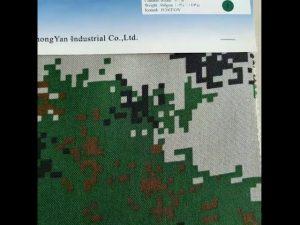1000D nylon cordura visoka vodoodporna balistična nahrbtna tkanina