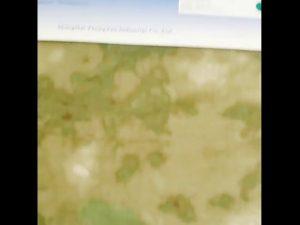 1000D najlon oxford vodoodporna maskirna tkanina, prevlečena s PU