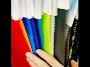 160D vodotesen 10000mm najlon taslan laminiran tricot podloga tkanine
