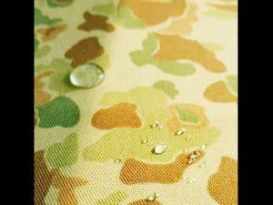 Kitajska tovarna 1000 denier cordura tiskana najlon tkanina z vodoodbojnostjo