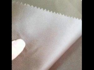 Kitajska dobavitelj 1680D poliestra PU prevlečena z oksfordsko tkanino za nahrbtnik