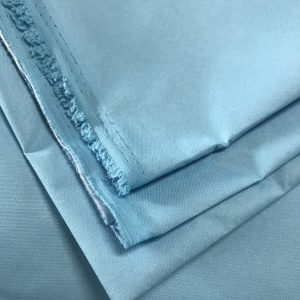 EN 13795-1 2019 60gsm Polyester 50D+PE breathable membrane Surgical gown fabric export to UK