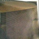 Visokokakovostna 380gsm poliestrska osnova pletena mrežasta tkanina za vojaške obloge