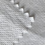 WF1 / O9TO5 SS + PTFE Netkana tkanina, laminirana z PTFE mlečno dihajočo membrano iz medicinske zaščitne obleke
