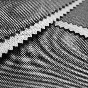 balistični najlon z visoko močjo 1000d kordura vojaški najlon tkanina s pu obložena za vrečko