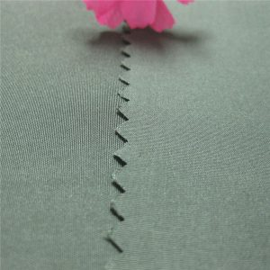 vroča prodaja pongee tkanine 100% poliestrske preje barvane pongee tkanine 190t