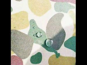 Vodoodporna 1000D najlonska korunda Avstralija camo tiskana tkanina