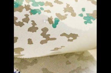 Vodoodporna 1000d nylon dupont cordura tkanina za vrečke