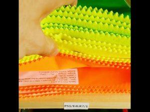 dihanje poliestrske spandex tkanine iz tkanine iz softshell trikot