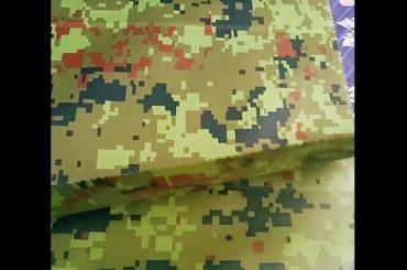 kitajski proizvajalec na debelo maskirno reliefno obleko geotekstilnega tkanina za tkanine na prostem