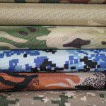 vojaška tkanina
