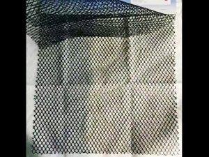 preskusno naročilo 100% poliestrske vojaške vrečke obloge očesa trajne tkanine